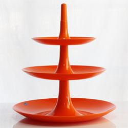 koziol(コジオル)BABELL(バベル)フルーツディッシュ/L.オレンジ10P03dec10
