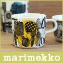 マリメッコ ( marimekko )/ コーヒーカップ SIIRTOLAPUUTARHA(シイルトラプータルハ