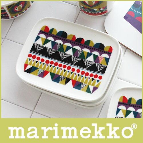 マリメッコ ( marimekko ) Kukkuluuruu クックルールー プレート 15cm×12cm 【RCP】.