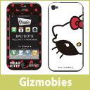 Gizmobies / ギズモビーズ BAT DOTS ハローキティ (iPhone4用)【RCP】.