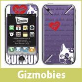 Gizmobies / ギズモビーズ RebeccaBonbon 1 レベッカボンボン iPhone3G / 3GS 用 【RCP】.