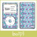 【ポイントUP中!】【送料無料】iPodケース アメリカ発!新感覚ipodカバー! IPODプロテクター IPOD クラシック / 第5世代VIDEO対応Gizmobies / ギズモビーズ Retro Blues (iPod classic/第5世代video用)10P25jun10