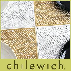 chilewich(���륦���å�)�������ޥå�PressedDrift(�ץ쥹�ɥɥ�ե�)