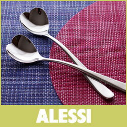 ALESSI(����å���)BIGLOVEICECREAMSPOON���������꡼�ॹ�ס���2�ܥ��å�10P14feb11