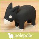 ポレポレ polepole ( ぽれぽれ ) ぽれぽれ動物 ロバ【RCP】.