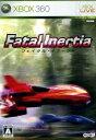 (XBOX360)(新品)Fatai Inertia/フェイタル・イナーシャ(メール便なら送料無料)