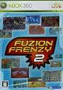 (XBOX360)(新品)Fuzion Frenzy2(フュージョンフレンジー2)(取り寄せ)(メール便なら送料無料)