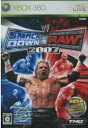 (XBOX360)(新品)WWE 2007 SmackDown! VS Raw(メール便なら送料無料)