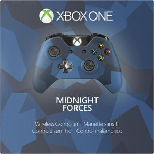 (XBOXONE)Wireless Controller MIDNIGHT FORCES(北米版)(ネコポス発送不可)(新品)(あす楽対応)