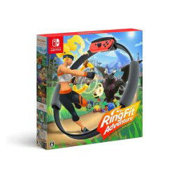 (Switch)<strong>リングフィット</strong><strong>アドベンチャー</strong>(メール便発送不可)(新品)(2019年10月18日発売)