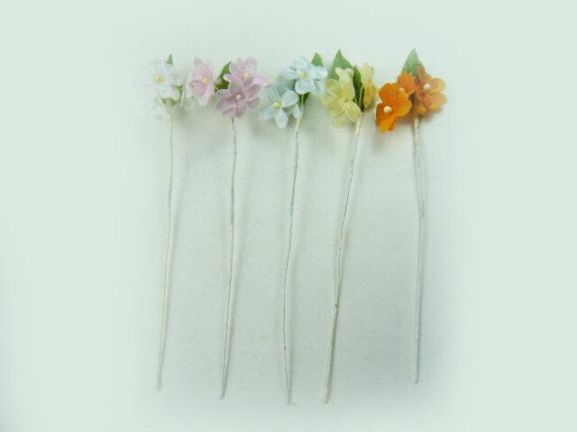アウトレット造花 小花208 ラッピング フラ...の紹介画像2