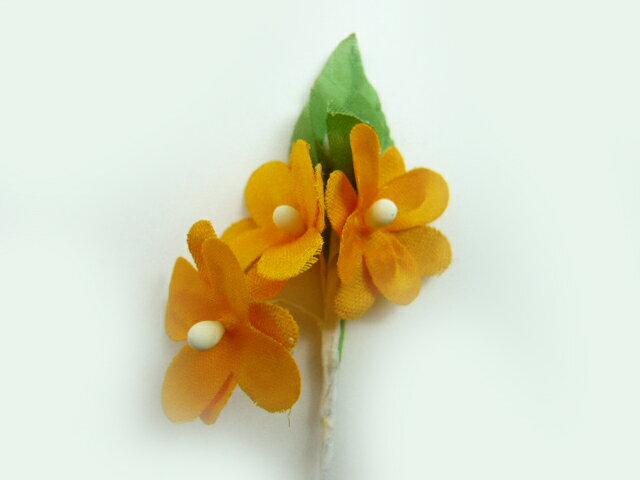 アウトレット造花 小花208 ラッピング フラ...の紹介画像3