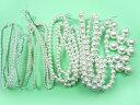 【アウトレット】見切品◆白パール5種のアソート(2・3・6・8・14mm)R