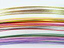 水引・手芸材料◆水引定番セット50本(色・光・絹)(初心者向け)