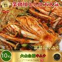 ◆冷蔵◆ 業務用 白菜 大山 キムチ 10kg / 業務用 白菜キムチ /韓国キムチ/キムチ/白菜キムチ/売上1キムチ/キムチ チゲ用 チヂミ用 焼肉用 炒め用