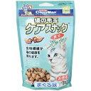 ドギーマン 猫の毛玉ケアスナックまぐろ味 お徳用 130g(...