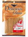 【正規品】ワイエスワン デリシャスデュオ 発芽玄米 鶏モモ 12本入(99700090)
