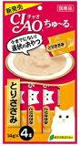 いなば CIAO ちゅ?る とりささみ味 14g4本入(12600102)