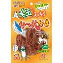 【正規品】ペッツルート 毛玉スッキリかつお味かま 25g(66201366)