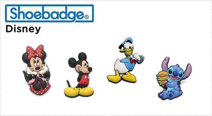 50%OFF【クロックス shoebadge シューバッジ】Disneyディズニー