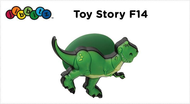 スマホからエントリーで10倍【クロックス jibbitz ジビッツ】トイ ストーリーF14/Toy storyF14