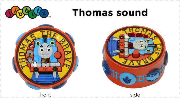 スマホからエントリーで10倍【クロックス jibbitz ジビッツ】Thomas Sound/トーマス サウンド
