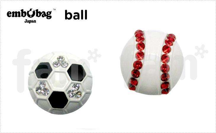 【クロックス embobag エンボバッグ】ball/ボール