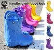 ショッピングCROCS crocs【クロックス キッズ】 rain boot kids/レインブーツ キッズ