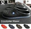 ショッピングCROCS crocs【クロックス】lodge slipper/ロッジスリッパ