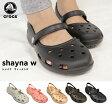 ショッピングCROCS crocs【クロックス レディース】 shayna/シャイナ