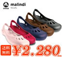 crocs【クロックス レディース】 malindi/マリンディ
