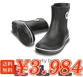 crocs【クロックス レディース】jaunt shorty boot w/ジョーント ショーティ ブーツ ウィメン
