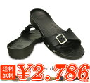 crocs【クロックス レディース】sarah sandal w/サラ サンダル ウィメン