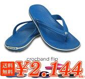 crocs【クロックス】 crocband flip/クロックバンド フリップ