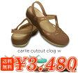 crocs【クロックス レディース】carlie cutout clog/カーリー カットアウト クロッグ