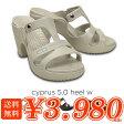 crocs【クロックス レディース】cyprus5.0 heel w/サイプラス5.0 ヒール ウィメン
