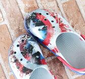 crocs【クロックス】crocband Avengers clog/クロックバンド アベンジャーズ クロッグ