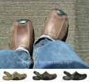crocs【クロックス】swiftwater leather clog/スウィフトウォーター レザー クロッグ メン