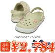 crocs【クロックス キッズ】 crocband2.5 kids/クロックバンド2.5 キッズ