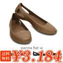 crocs【クロックス レディース】sienna flat/シエンナ フラット