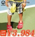 crocs【クロックス キッズ】 crocslights cars clog/クロックスライツ カーズ クロッグ
