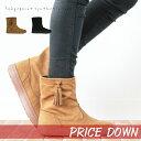 【クロックス crocs レディース】 lodgepoint synthetic suede boot/ロッジポイント シンセティックスエード ブーツ ウィメン