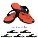 crocs【クロックス】modi sport flip/モディ スポーツ フリップ