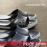 crocs【クロックス】CB lopro slide/クロックバンド ロープロ スライド