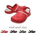 【クロックス crocs 】 modi sports clog/モディ スポーツ クロッグ