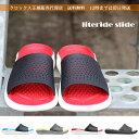 【クロックス crocs 】literide slide/ライトライド スライド/シャワーサンダル スポ