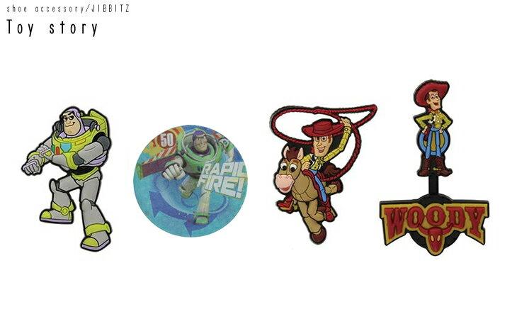 【クロックス jibbitz ジビッツ】トイ ストーリー14/Toy story14