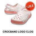 ●【クロックス crocs 】crocband logo c...