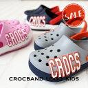 【クロックス crocs キッズ】crocband logo...