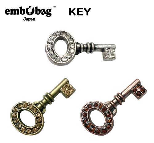 【クロックス embobag エンボバッグ】KEY/キー